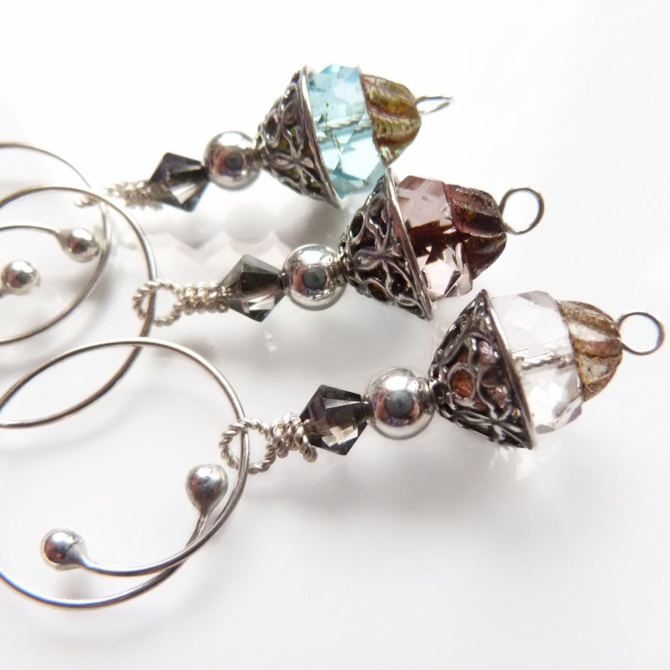 Sylvan Boudoir Removable Locking Stitch Marker