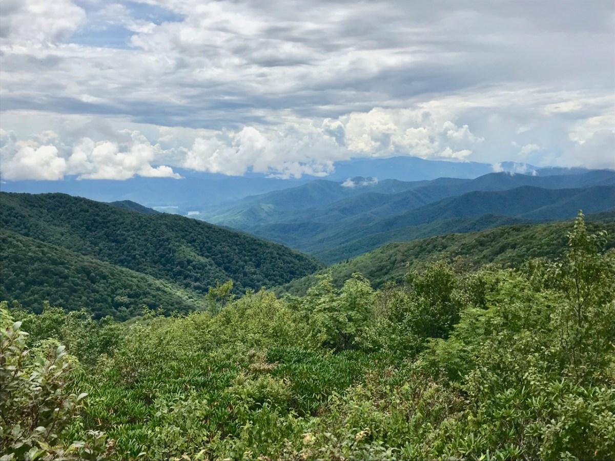 Rocky Top Appalachian Trail