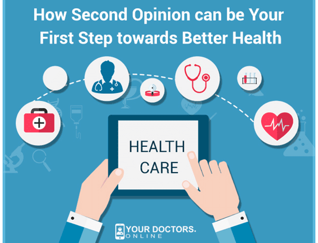 How a Second Opinion is Your First Step Towards Better Health