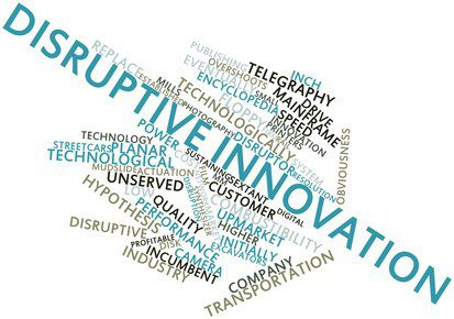 Pursuit of a Dominant Design – Key to Disruptive Innovation