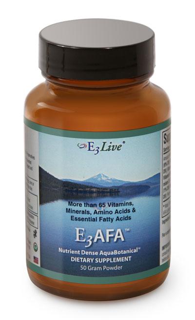E3live AFA Powder