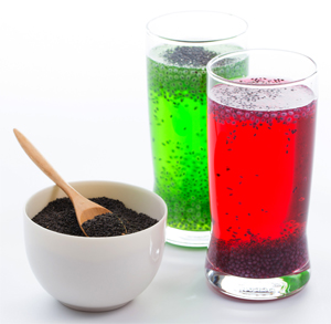 Chia-seed-drink