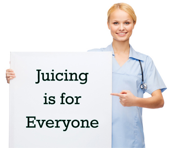 Juicing-is-for-everyone