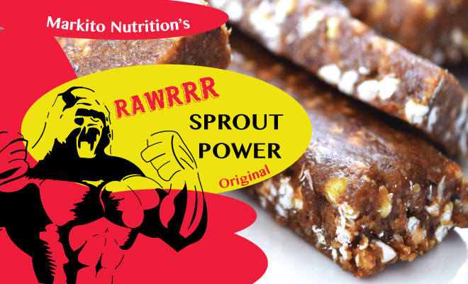 Raw Vegan Energy Bars
