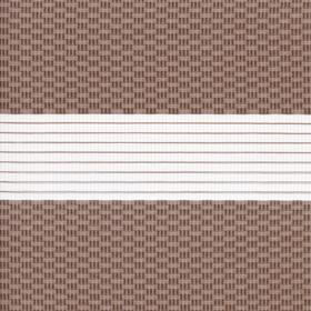 зебра ТЕТРИС 2746  темно-бежевый