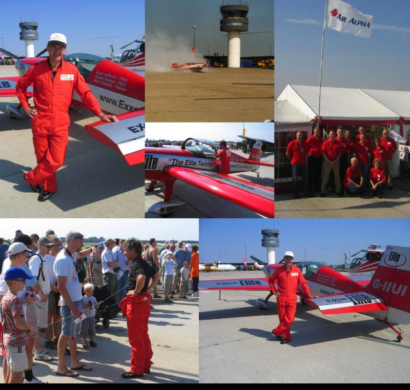 Global AirShows pilot mark jefferies