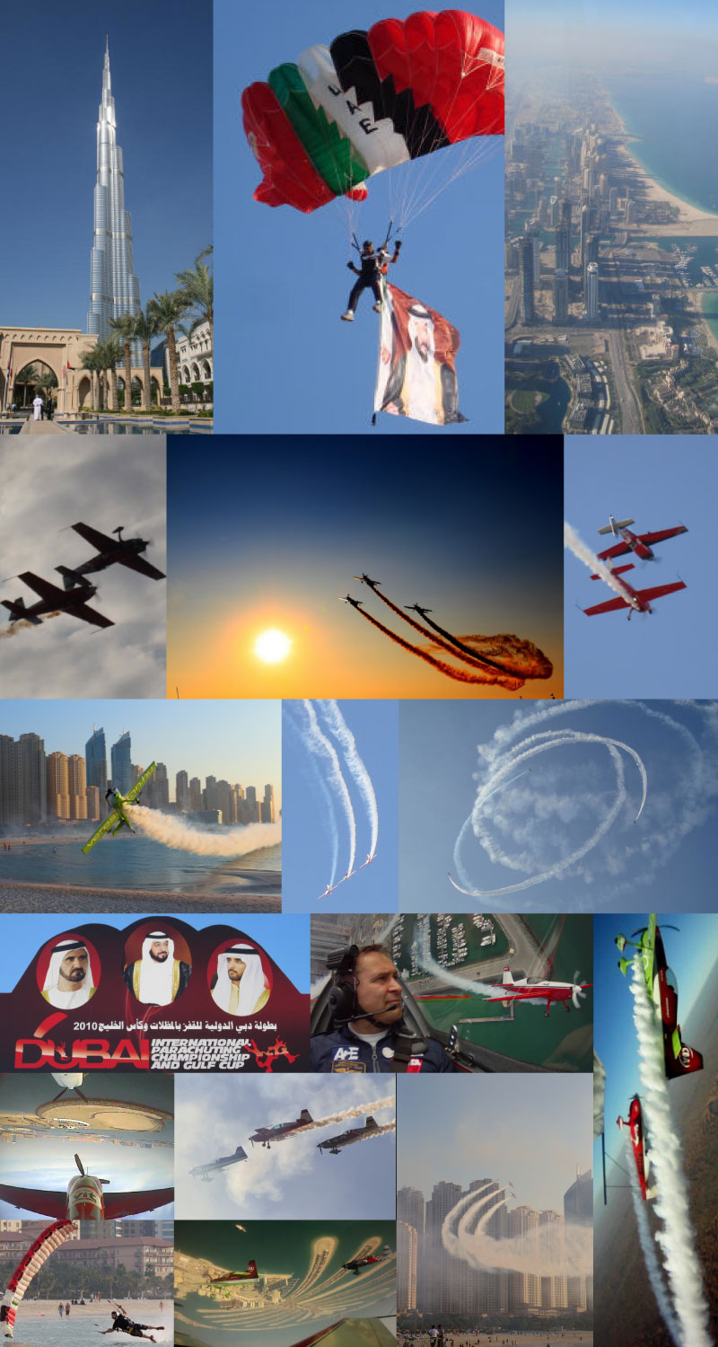 Dubai - TCAS (The Champions Aerobatic Show)