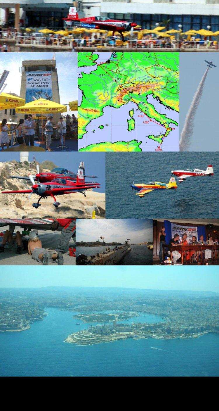 Aero GP Malta