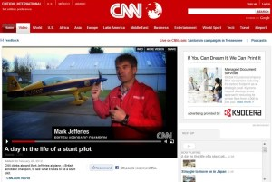 Mark Jefferies interview with CNN