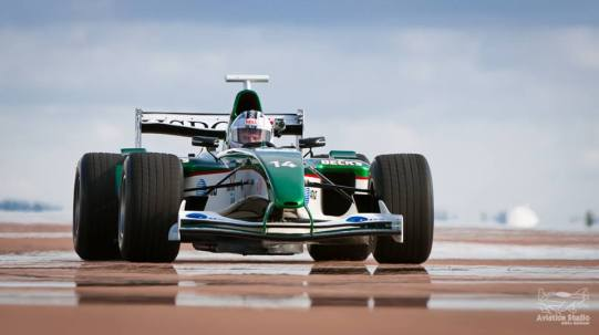 race car Finland