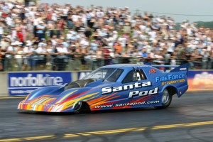fireforce3_jet dragster funny car - santa pod