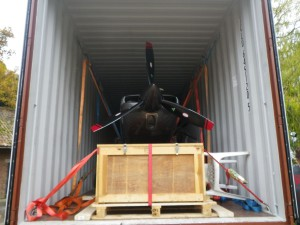 Extra330sc loading for Bahrain 2013
