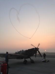 ARC duxford spitfire