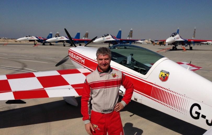 Bahrain Mark Jefferies and SU27