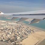 Bahrain departure