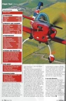 330LT pilot magazine