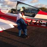 IWAC flight preparation