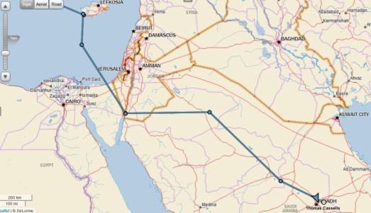Pafos-Riyadh