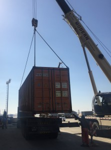container lifting BIAS 2016