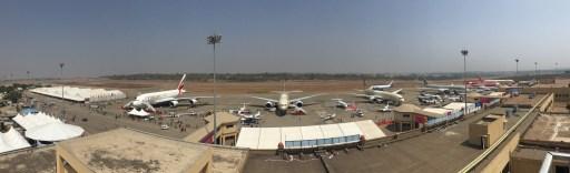 India Aviation pano