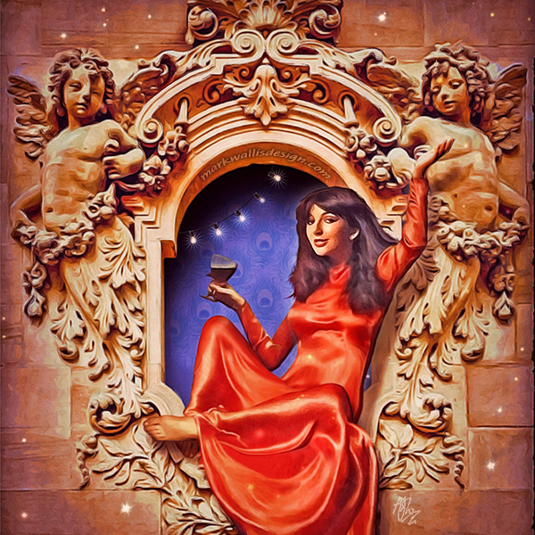 December Will Be Magic Again Kate Bush Christmas Cards
