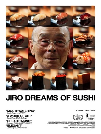 Jiro Dreams of Sushi - poster large