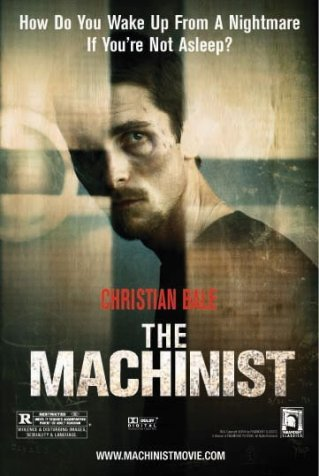 The Machinist - poster medium