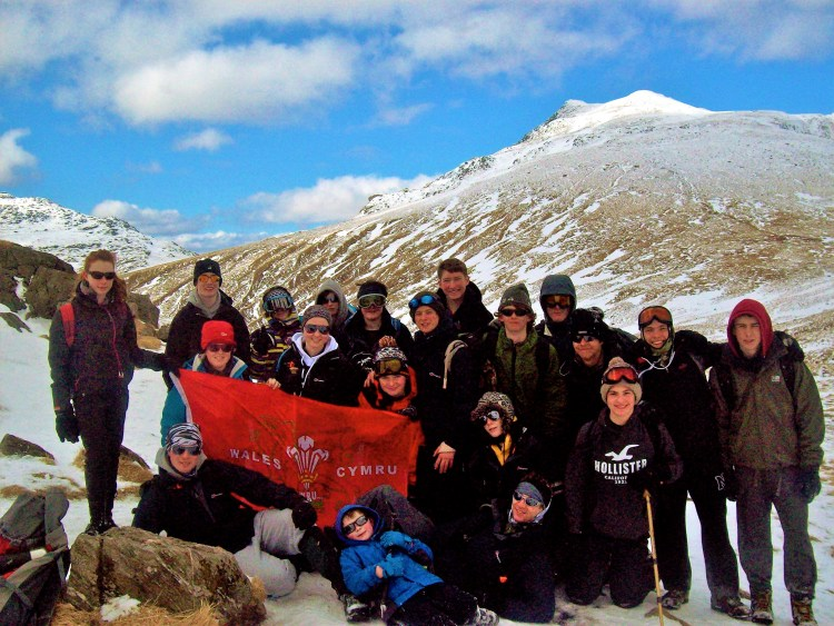 Charity Mountain Hikes in Wales, Lakes & Scotland