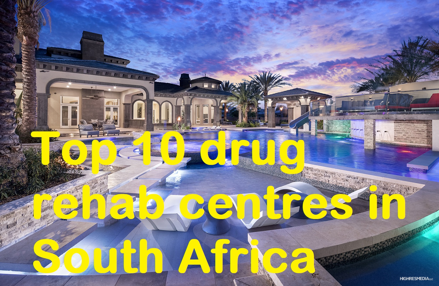 Top 10 drug rehab centres in South Africa 2020