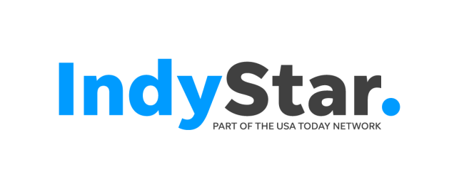 IndyStar.com Logo | Read Mark's article with Robin Newhouse