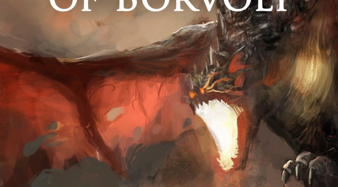 The Dragon of Borvoli – new Historical Fantasy Short Story Published
