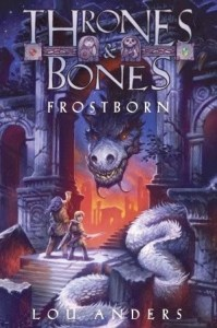Frostborn Cover