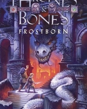 Book Review: Frostborn by Lou Anders