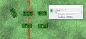 Vassal Screenshot virtual miniature wargame