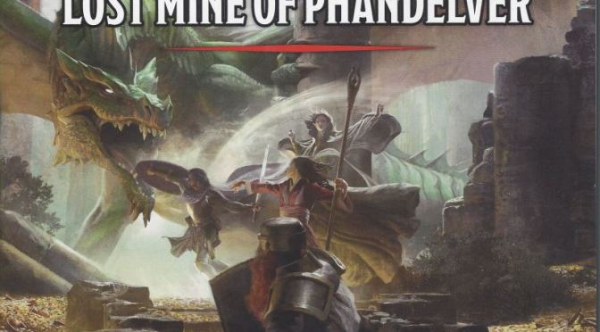 Lost Mine of Phandelver – a Critique