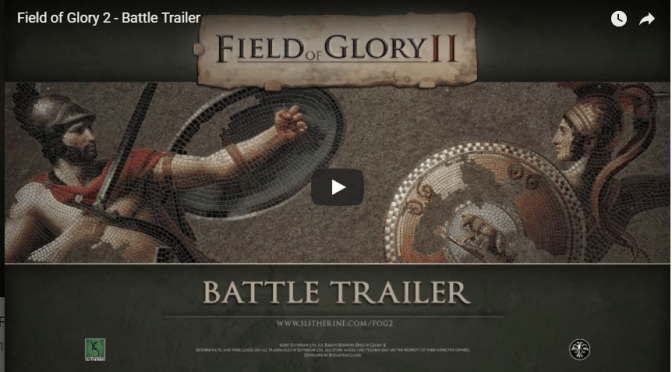Field of Glory 2 – Ancient and Medieval Battle Game