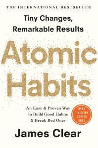Atomic Habits cover