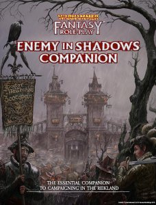 Enemy Within Campaign – Volume 1: Enemy in Shadows Companion