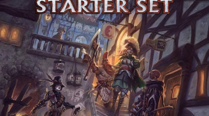 Warhammer Fantasy Roleplay Starter Set Review
