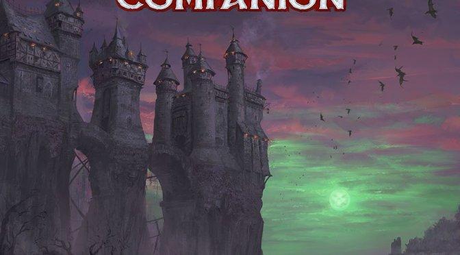 Death on the Reik Companion Cover