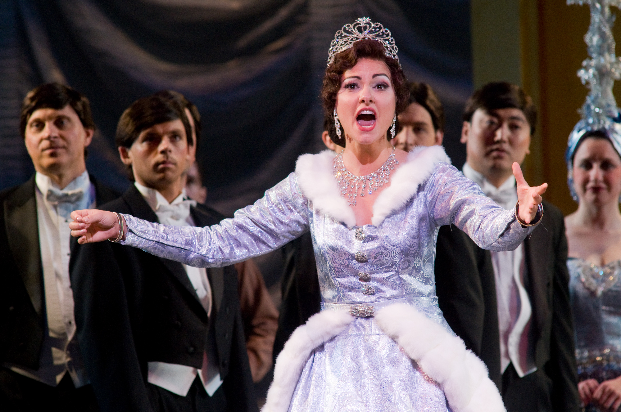 Austin Lyric Opera's production of Cinderella