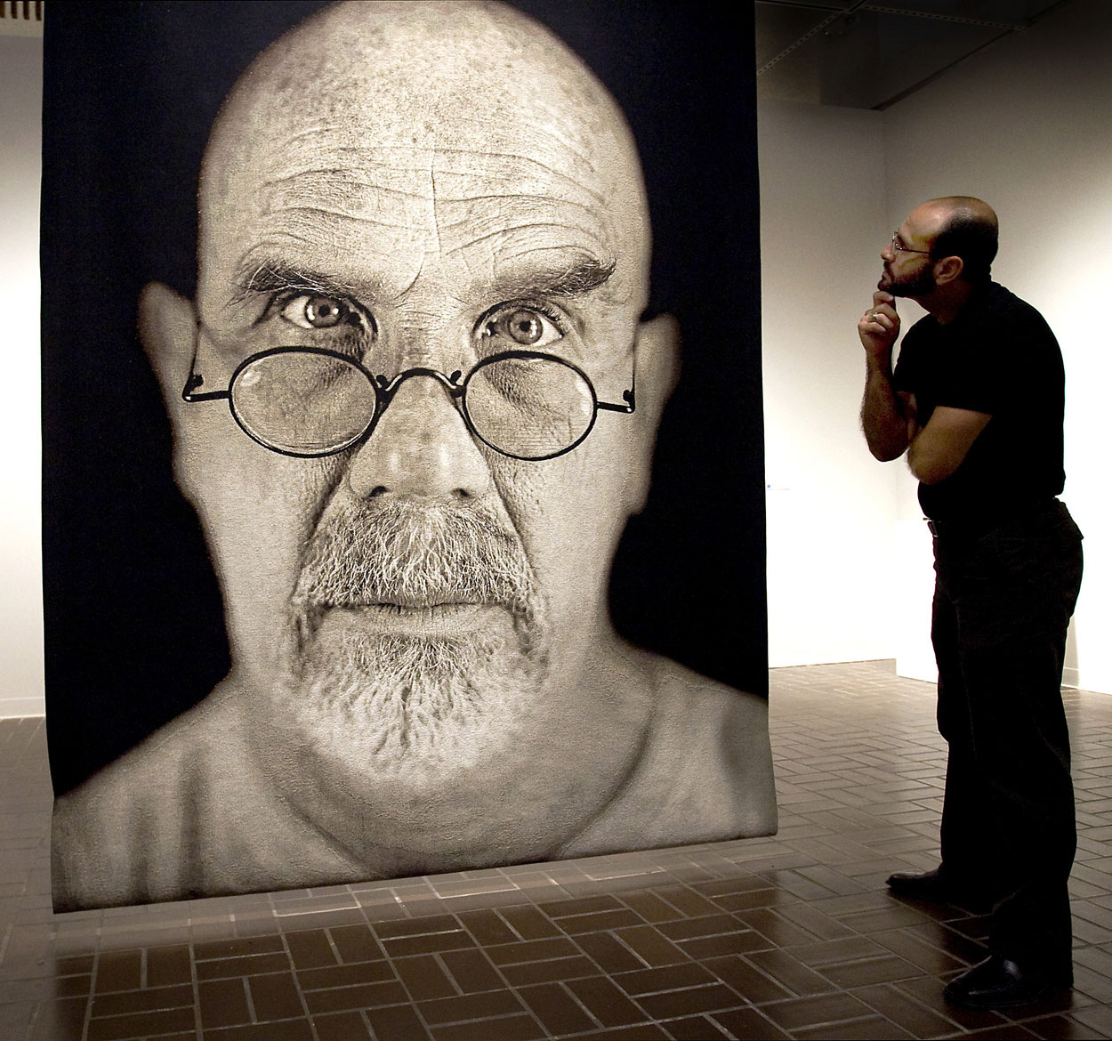 chuck close painting