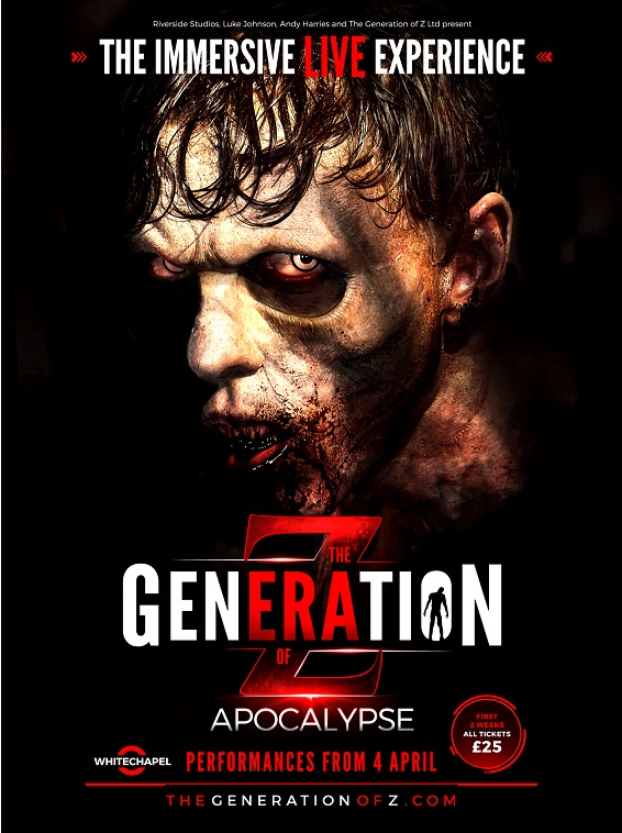 The Generation Of Z Apocalypse