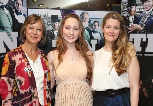 Jenny Agutter, Helen Bendell, Abigail Sudbury