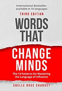 Book Cover: Words That Change Minds
