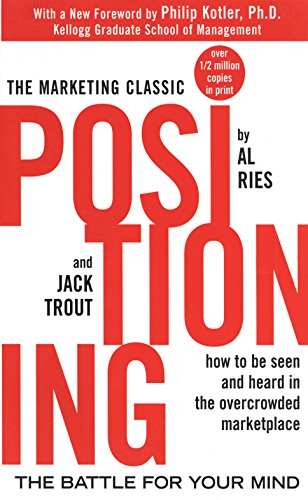 Book Cover: Positioning