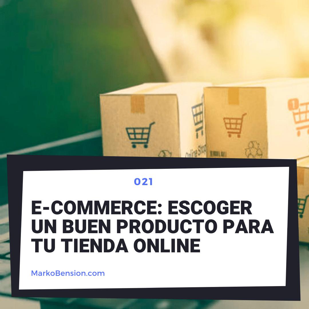 Tienda Online: Cómo escoger un buen producto