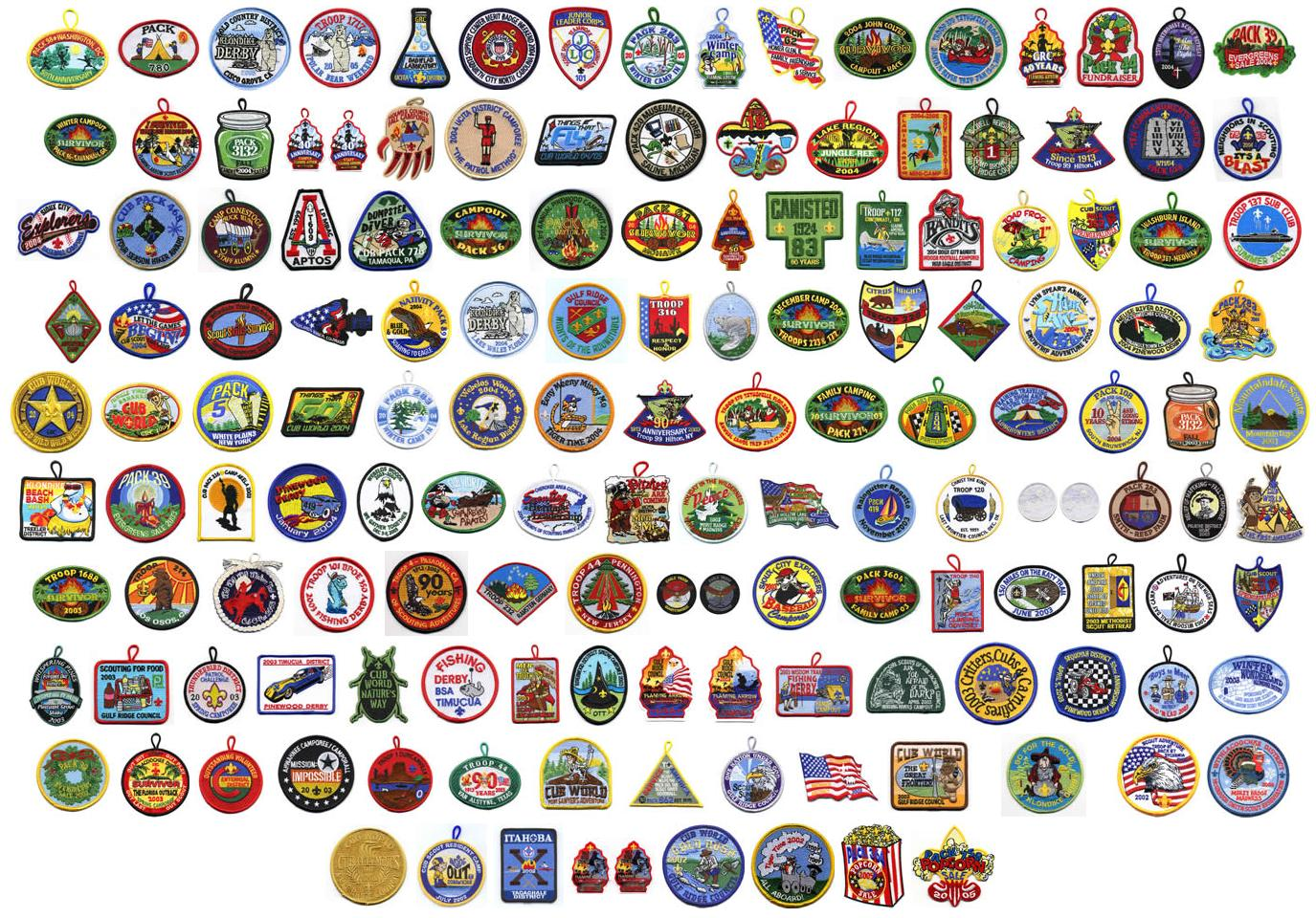 Patches We Don T Need No Stinking Patches