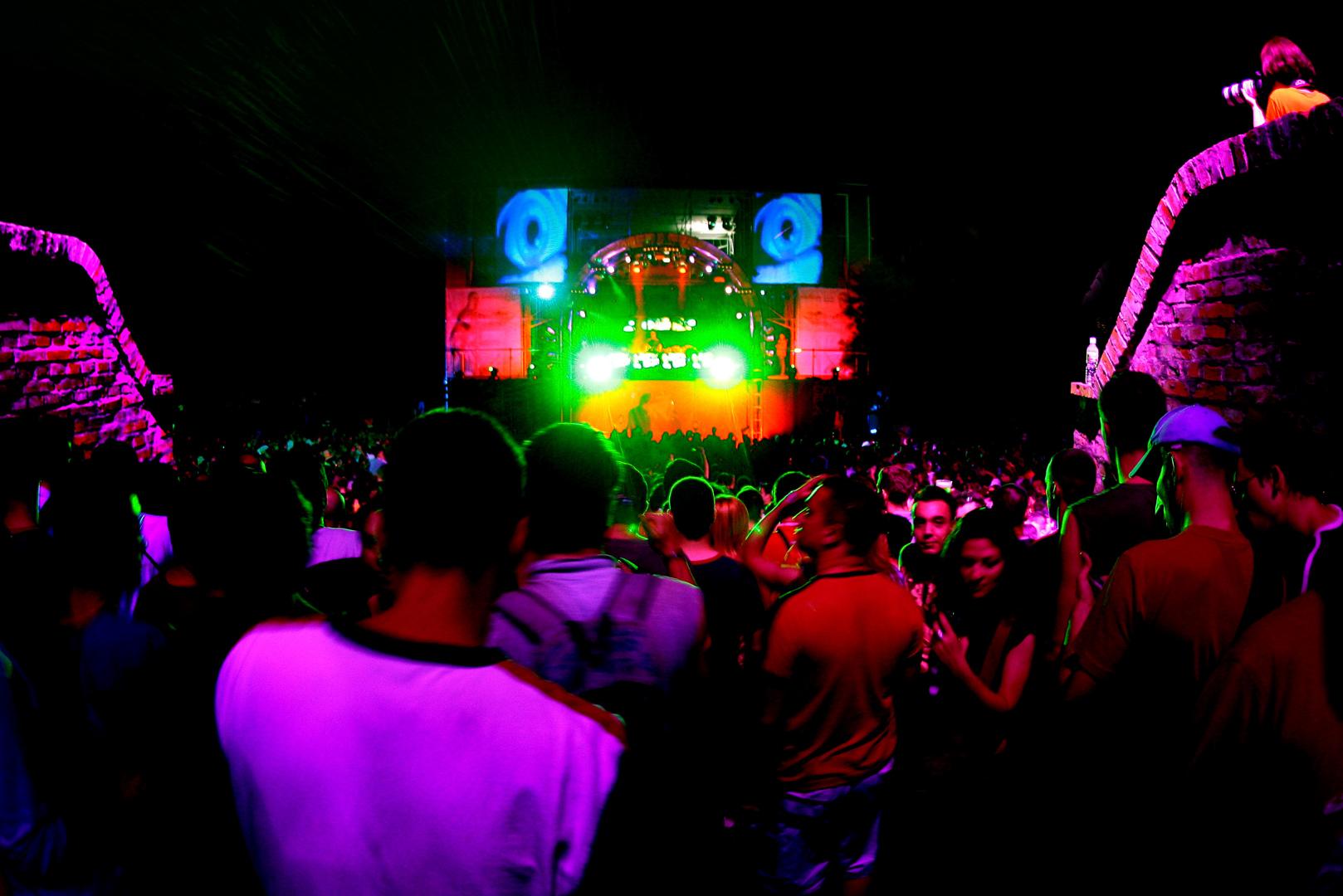 Novi Sad, Serbia – Dance Arena.