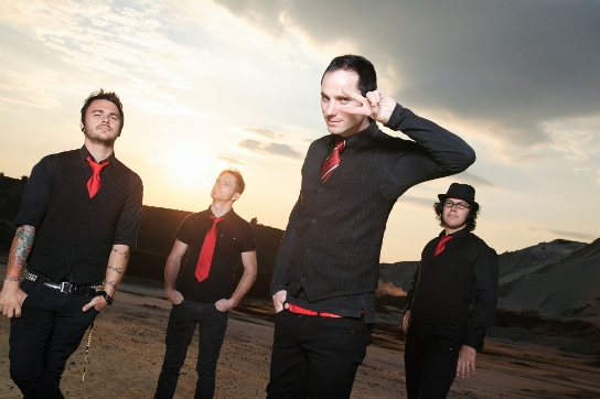 parlotones rock and roll hotel
